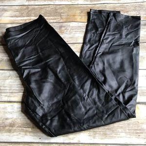 BNWT Forever 21 Faux Leather Leggings